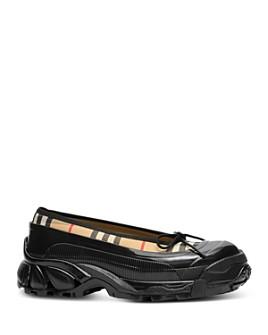 Burberry - Women's Vintage Check Flats