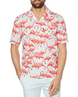 Original Penguin - Flamingo Slim Fit Shirt
