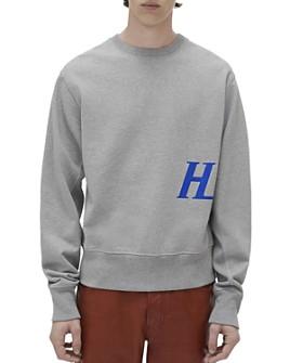 Helmut Lang - HL Logo Sweatshirt