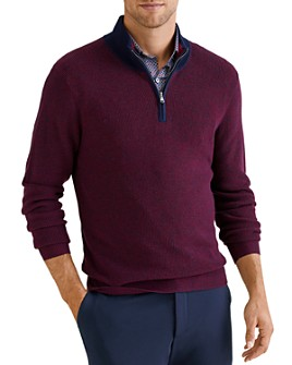 Zachary Prell - Crawford Quarter-Zip Sweater
