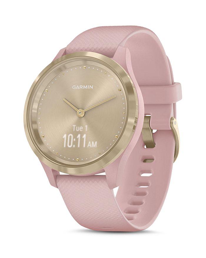 Garmin - Vivomove 3S Hidden Color Touchscreen Hybrid Smartwatch, 39mm