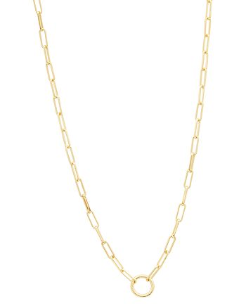 Gorjana - Parker Convertible Chain Necklace, 18""
