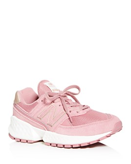 New Balance - Women's Fresh Foam 574 Sport Low-Top Sneakers