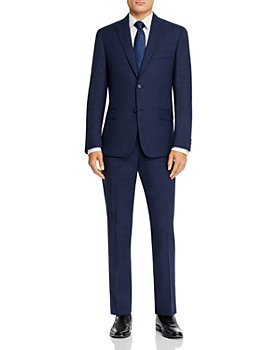 Robert Graham - Tonal Broken Plaid Slim Fit Suit