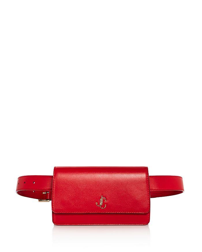 Jimmy Choo - Varenne Leather Belt Bag