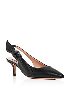 Bally - Women's Frida Slingback Kitten-Heel Pumps