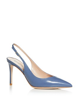 Armani - Women's Slingback High-Heel Pumps