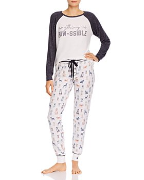 PJ Salvage - Pawssible Tee & Pajama Pants