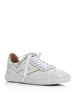Stuart Weitzman Women\\\'s Daryl Lace Up Sneakers