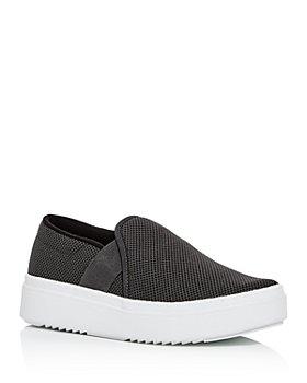 Eileen Fisher - Women's Stretch Slip-On Sneakers