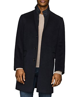REISS - Coal Bib Coat