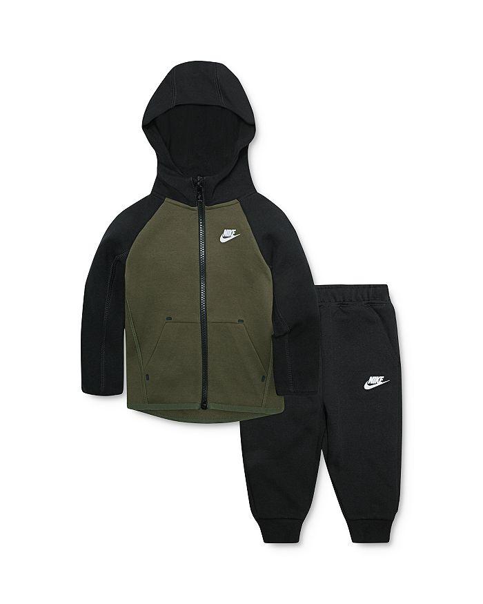 Nike - Boys' Tech Hoodie & Tech Jogger Pants Set - Little Kid