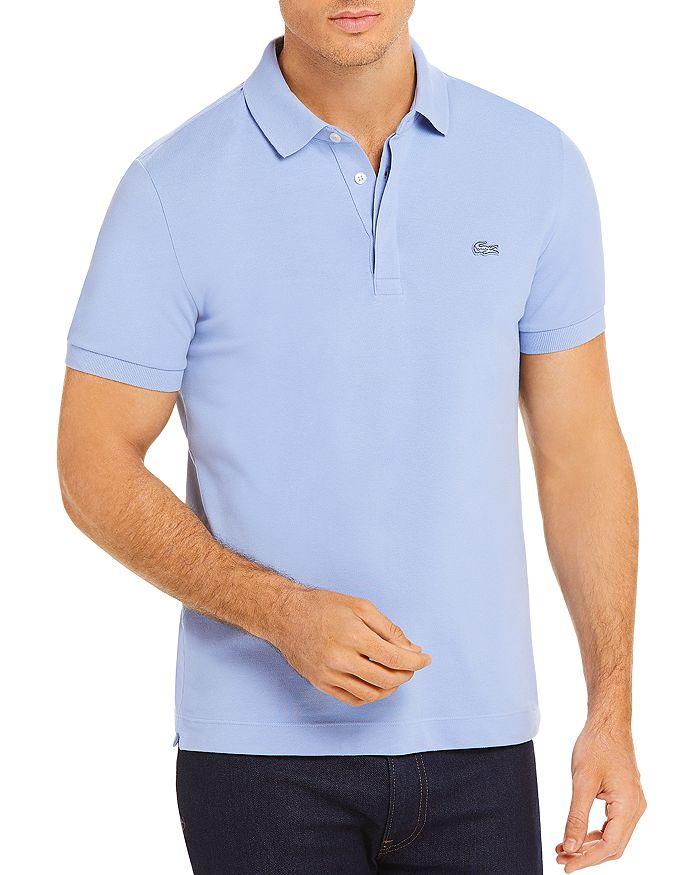 Lacoste - Stretch Cotton Paris Regular Fit Polo Shirt