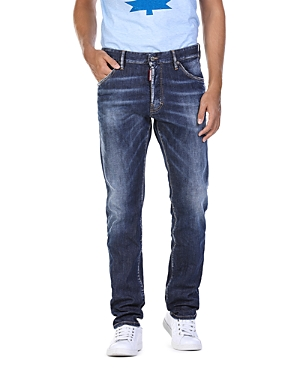DSQUARED2 x Pepsi Cool Guy Skinny Fit Jeans in Blue