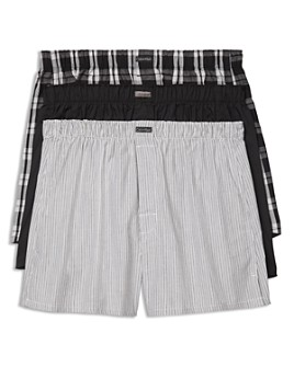 Calvin Klein - Traditional Boxers, Pack of 3