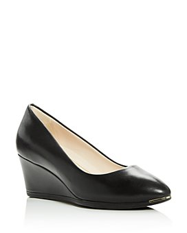 Cole Haan - Women's Grand Ambition Wedge Pumps