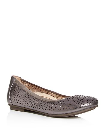 Vionic - Women's Robyn Perforated Ballet Flats