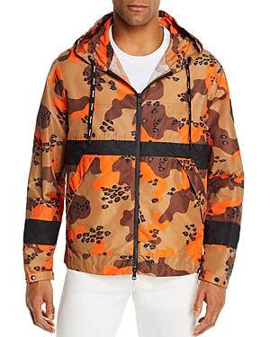 Moncler Adour Lightweight Hooded Jacket