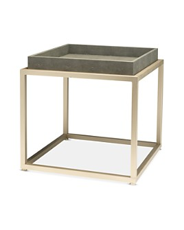 Bloomingdale's - Jax Square Side Table