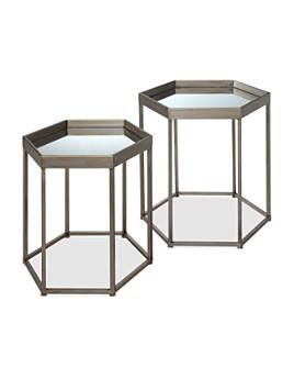 Bloomingdale's - Sophia Side Tables, Set of Two