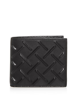 Bottega Veneta - Intarsio Leather Bi-Fold Wallet