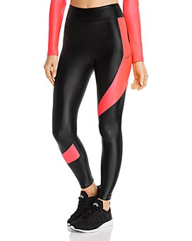 KORAL - Pista Color-Block Leggings