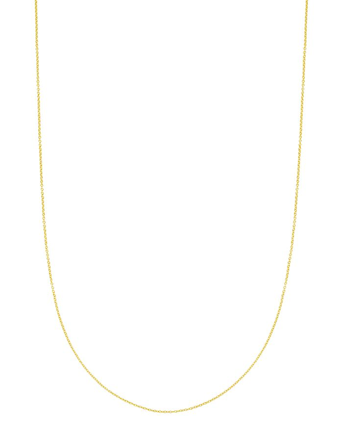 TOUS - 18K Yellow Gold-Plated Sterling Silver Chain Necklace, 35""