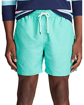 Polo Ralph Lauren - Traveler Swim Trunks - Solid