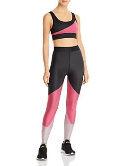 COR designed by Ultracor - Scoop-Neck Sports Bra & Ankle Leggings
