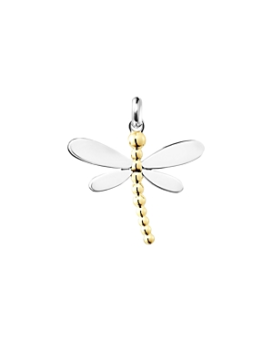Tous Sterling Silver & 18K Yellow Gold-Plated Sterling Silver Bera Pendant