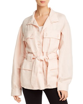 Joie - Sirena Belted Jacket