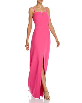 Laundry by Shelli Segal - Luxe Crepe Gown