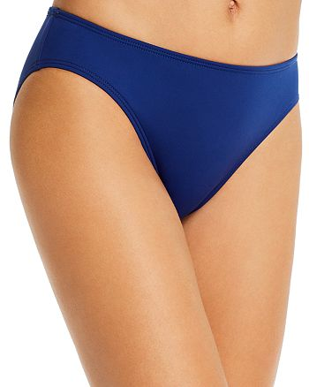 Ralph Lauren - Beach Club Solid Hipster Tankini Bottom