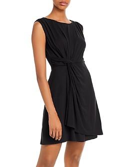 Tommy Bahama - Sleeveless Twist-Front Dress