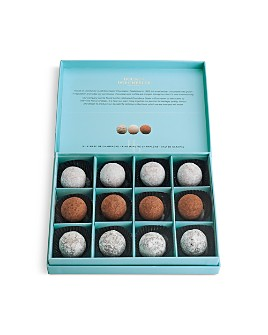 House of Dorchester - Chocolate Truffle Selection Gift Box, 12 Pieces