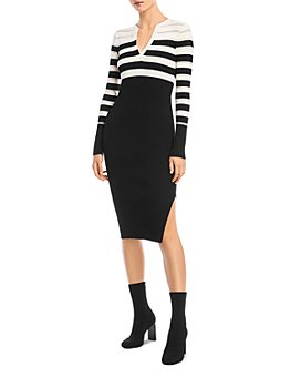 Bailey 44 - Candice Rib-Knit Midi Dress