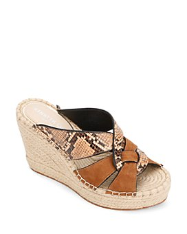 Kenneth Cole - Women's Olivia Espadrille Platform Sandals