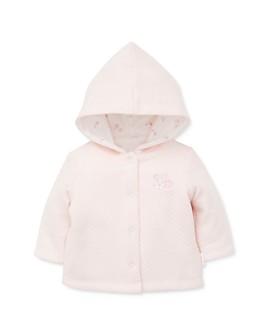 Little Me - Girls' Reversible Floral Jacket - Baby