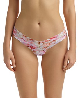 Commando - Printed Classic Thong