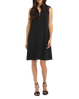 Karen Kane - Sleeveless A-Line Dress