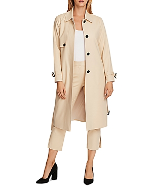 Vince Camuto Double Weave Long Coat-Women