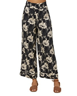 O'Neill - Typhoon Floral Wide-Leg Pants