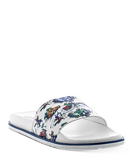 Robert Graham - Men's Refuel Slide Sandals