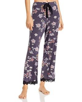 Josie - Printed Primrose Pants