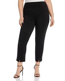 Lyssé Plus - Plus Wisteria Ankle Pants