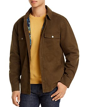 BLANKNYC - Regular Fit Shirt Jacket