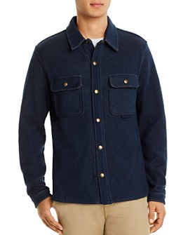 Billy Reid - Alpaca Regular Fit Shirt Jacket