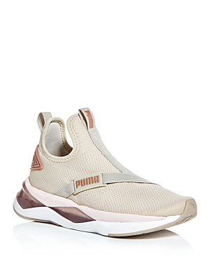 Puma WOMEN'S LQDCELL SHATTER MID-TOP SNEAKERS
