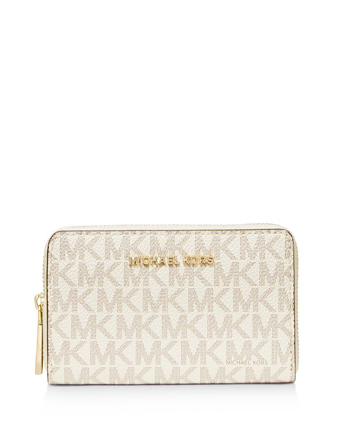 MICHAEL Michael Kors - Small Monogram Card Case