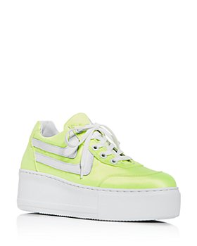 Joshua Sanders - Liberty Donna Platform Low-Top Sneakers